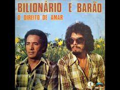 Bilionário & Barão - O Direito De Amar