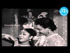 Neevani nenani song panduranga mahatyam movie nt rama rao anjali devi vijaya nirmala