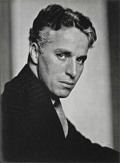 Edward Steichen (1879-1973)Charles Chaplin, 1926