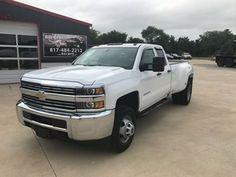 2016 Chevrolet Silverado 3500HD Work Truck in Burleson, Texas