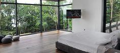 LEMAYMICHAUD | INTERIOR DESIGN | ARCHITECTURE | QUEBEC | RESIDENTIAL | La Villa des gros pins Villa, Interiores Design, Quebec, Architecture Design, Room, Furniture, Home Decor, Bedroom, Architecture Layout