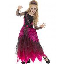 Kostým halloweenská kráľovná