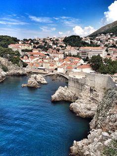 Dubrovnik, Dubrovnik, Croatia - Beautiful Dubrovnik. Don't let the masses of cruise ship tourists deter you!
