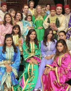 Royal marriage of Prince Moulay ismael - Moroccan royal Caftan