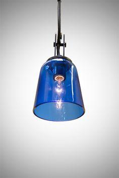Custom Spike Lighting Pendant #moderndesign #globelight #smokedglass #lightfixtures #chandelier #pendant #hospitalitydesign #customlighting #castbrass