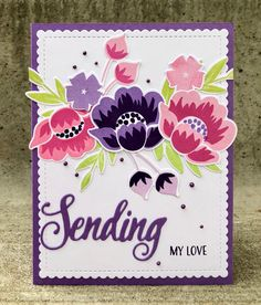 A Place to Stamp: Papertrey Ink May 2018 Blog Hop