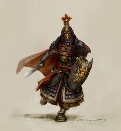 Last Legion Warrior