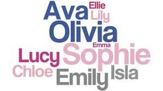 Baby girl names, I need to think happy thoughts