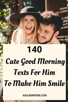 Cute good morning texts for him to make him smile, romantic sweets for him, funny texts Good Morning My Life, Flirty Good Morning Quotes, Morning Texts For Him, Cute Good Morning Texts, Good Morning Text Messages, Positive Good Morning Quotes, Morning Love Text, Flirty Quotes, Good Day