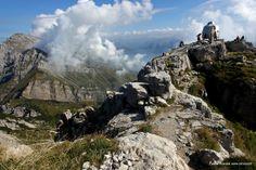 Grignetta (Grigna Meridionale) per la cresta Cermenati