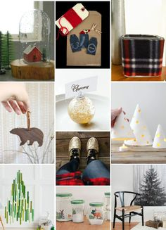 10 Awesome Weekend Projects | Holiday-Style