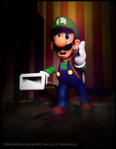 GM - Mario?? by RatchetMario.deviantart.com on @DeviantArt