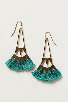 tufted ceri earrings                                                                                                                                                                                 More