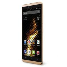 BLU Vivo XL Smartphone-5.5-Inch 4G LTE-GSM Unlocked, Midnight Blue (Canada Compatible): Amazon.ca: Cell Phones & Accessories