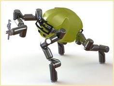 RoboSimian: El robot de la NASA ágil como unsimio