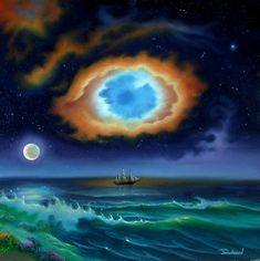 Eye of God-Jim Warren