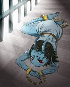 Baby Jotun Loki Slave #lokilaufeyson #marvel #fanart *credit to the artist* >> THIS is an interesting au idea.