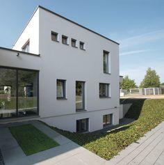 Auch von außen ein Highlight. #Bauhaus #modern #clean #contemporary