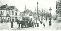 Stationsplein 1900