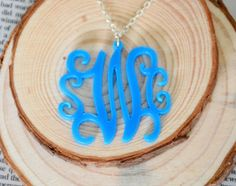 Blue Treasures by Sharon Roof on Etsy