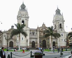 Lima.Catedral - Catedral de Lima – Wikipédia, a enciclopédia livre