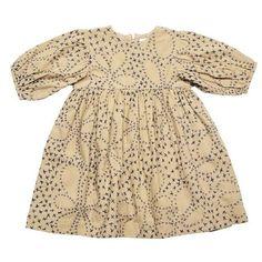 Bea Dress w/ Embroidery