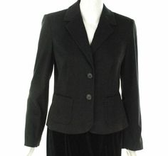 Bloomingdale`s 2 Button Jacket $22.93