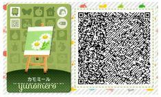 Vegetable Garden Rows Animal Crossing New Leaf Qr Codes
