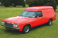 1979 Holden Sandman.