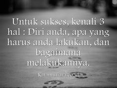 New Quotes Indonesia Motivasi Sukses 33 Ideas Brother Quotes, Dad Quotes, Smile Quotes, Faith Quotes, Happy Quotes, Quotes About Moving On, Quotes About God, Change Quotes, Quotes To Live By