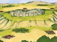 Religious Artist: Elisha and the siege of Samaria