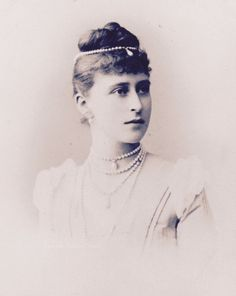 Gran Duquesa Isabel Feodorovna de Rusia, nacida princesa de Hesse.