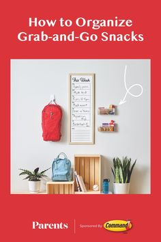 Organization Station, Recipe Organization, Organization Hacks, Travel Snacks, Lunch Snacks, Lunches, Back Porch Designs, Zen House, Emergency Preparedness Kit