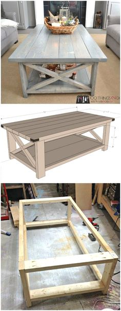 DIY Rustic X Coffee Table # Home Furniture DIY rustic X coffee table # Home Furniture. table DIY Rustic X Coffee Table # Home Furniture DIY rustic X coffee table # Home Furniture. Diy Furniture Table, Diy Table, Rustic Furniture, Home Furniture, Furniture Ideas, Farmhouse Furniture, Antique Furniture, Furniture Makeover, Business Furniture