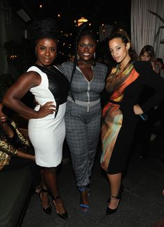 Dascha Polanco Photos: The Cut and New York Magazine's Fashion Week Party