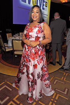 Shonda Rhimes speaks up for feminism at Global Women's Rights Awards