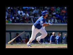 Cubs could get a power boost from Kyle Schwarber in time for World Series The Chicago Cubs won Game 6 of the National League Championship Series on Saturday to advance to their first World Series since 1945. With that victory comes a real chance that their roster could be enhanced.  Kyle Schwarber the Cubs slugging left fielder-catcher who played just two games in April before tearing the anterior cruciate and lateral collateral ligaments in his left knee has been cleared to take at-bats in…
