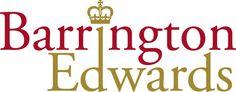 barrington Edwards logo design