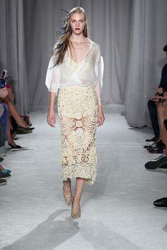 Marchesa - Pre Fall 14 - Skirt envy