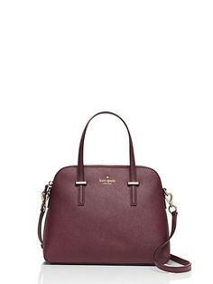 cedar street maise - kate spade new york.....purchased this last week & have received SO many compliments. fantastic bag