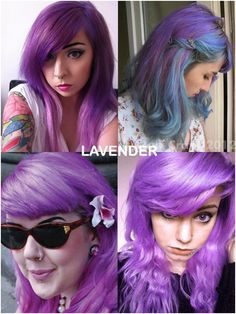 Coloring hair balsam - Lavender pink #haircolor #brighthair #directions #lariche #gothichair #hairfashion #hairspiration #gothichairstyle #coloredhair #hairdye #hairdye #brighthair #girlwithdyedhair   Fantasmagoria.eu - Gothic Fashion boutique Gothic Hairstyles, Permed Hairstyles, Directions Hair Dye, Bright Hair, Colorful Hair, Semi Permanent Hair Dye, Bleaching Your Hair, Synthetic Hair Extensions, Light Pink Color