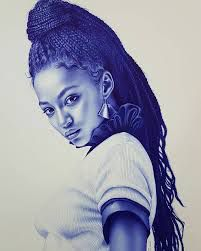 """The Prizes of BIC® Art Master 2019 The winning artist chosen by our experts judging panel will be crowned the """"BIC® Art Master of Africa"""". Ballpen Drawing, Cool Sketches, Competition, Disney Characters, Fictional Characters, Africa, Disney Princess, Gallery, Illustration"""