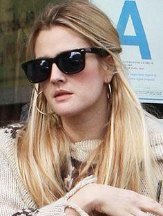 Drew Barrymore's Lowlights, Drew Barrymore Hair 2010-02-01 01:34:15