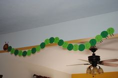 Very Hungry Caterpillar party theme!