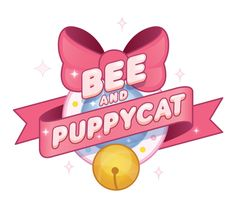 Bee & Puppycat Fan Art Logo  www.imptwitch.com