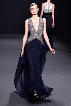 Naeem Khan Fall 2013 Ready-to-Wear
