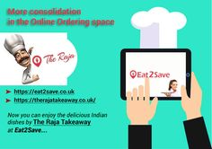 Now you can enjoy the delicious #IndianDishes by The Raja Takeaway at Eat2Save #IndianTakeaway #OrderFoodOnline.