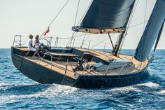 Grand Soleil 58 yacht-The best Grand Soleil in recent years Sailing Gear, Sailing Ships, Luxury Sailing Yachts, Boat Dealer, Yacht Interior, Used Boats, Outboard Motors, Yacht Design, Sail Away