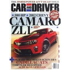 CAR & DRIVER ist das aktuelle Magazin für den Autofahrer von heute, der ausführlich über neueste Trends und Innovationen der Automobilbranche, wie die neuesten Modelle, informiert werden möchte.