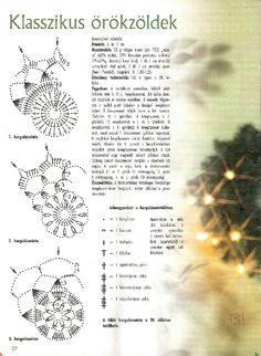 Horgolt gömb 3
